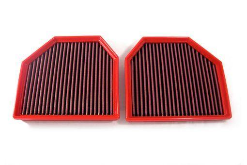 BMW F80 M3/M4 BMC High Flow Drop In Air Filters - MGC Suspensions