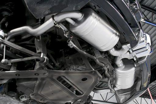 SOUL Performance 2005-08 Porsche 987.1 Boxster / Cayman Performance Exhaust System-SOUL Performance-MGC Suspensions