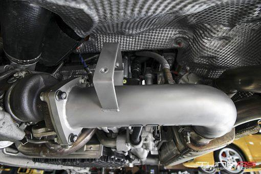 Porsche 991.2 Carrera Base or S (without PSE) Cat Bypass Pipes - MGC Suspensions