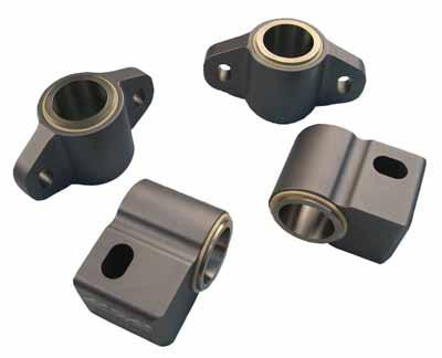 Tarett Front Control Arm Bushing Kit for 1969-1989 Porsche 911 or 914. (RSRFBS) - MGC Suspensions