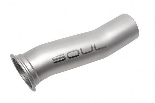 SOUL Performance 2017+ Porsche 718 Boxster or Cayman Competition Down Pipe Conversion Kits. - MGC Suspensions