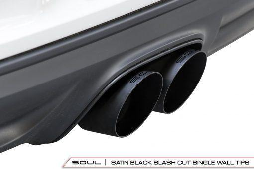 SOUL Performance 2017+ Porsche 718 Boxster or Cayman Competition Exhaust Package. (Fits all Models). - MGC Suspensions