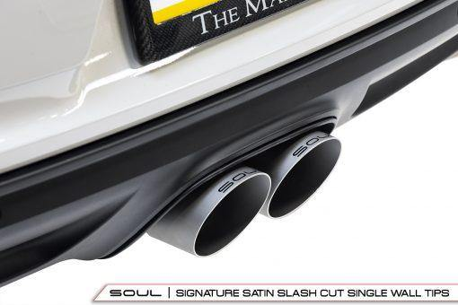 SOUL Performance 2017+ Porsche 718 Boxster / Cayman Valved Exhaust System - MGC Suspensions