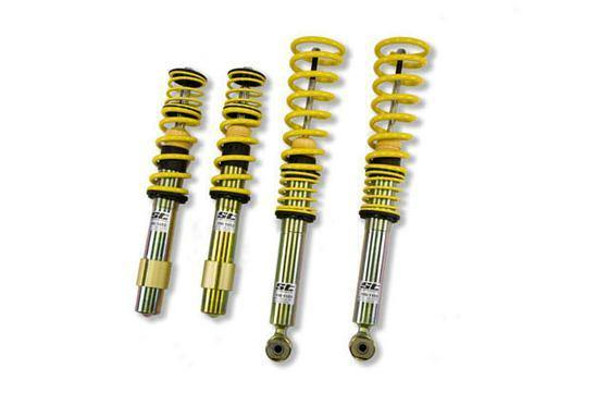 ST X Coilover Kit for 2004-10 BMW E60 5-Series Sedan-ST Suspensions-MGC Suspensions
