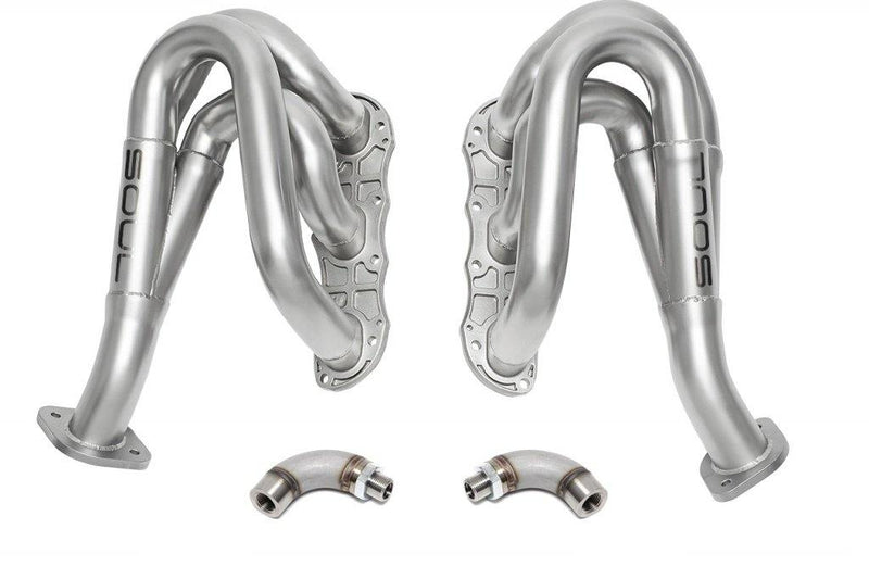 SOUL Performance 2015-16 Porsche 981 GT4 or Boxster Spyder Competition Headers-SOUL Performance-MGC Suspensions