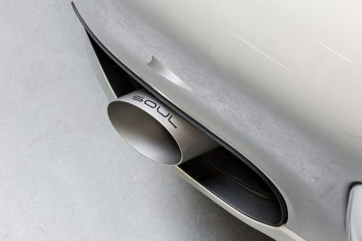 Porsche 997.2 Turbo Competition X-Pipe Exhaust System - MGC Suspensions
