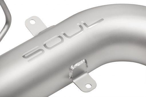 SOUL Performance McLaren MP4-12C / 650S / 675LT Competition Down Pipes