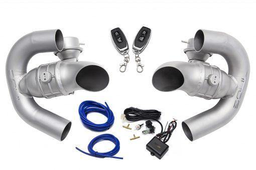 SOUL Performance 1997-04 Porsche 986 Boxster (All Models) Valved Muffler Bypass Conversion - MGC Suspensions