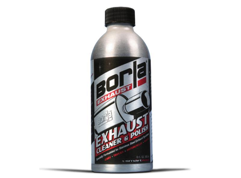 Borla Stainless Steel Exhaust Cleaner & Polish - MGC Suspensions