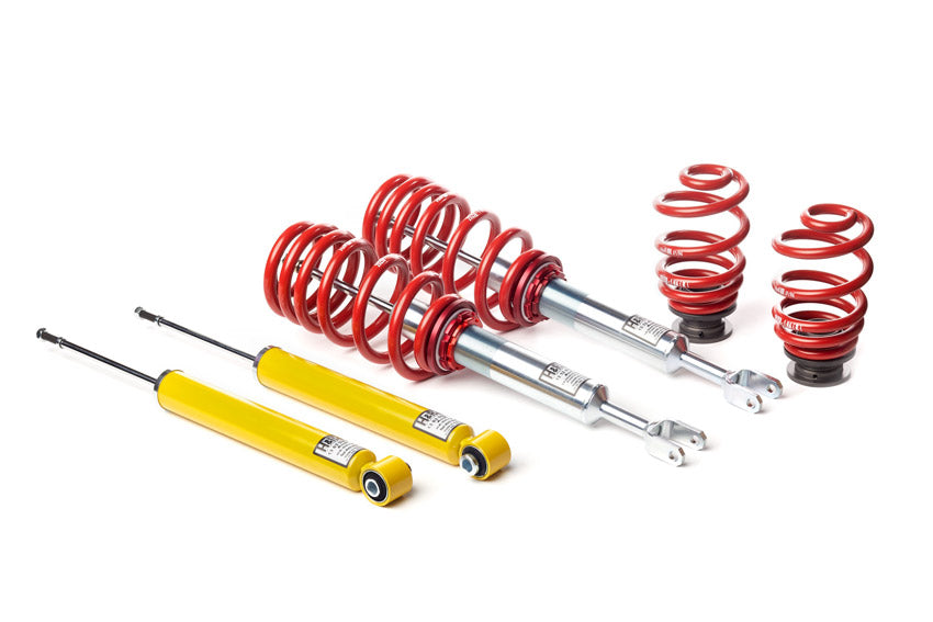 H&R Street Performance Coilover Kit for 2004-2008 Audi S4 or S4 Avant (29250-1) - MGC Suspensions