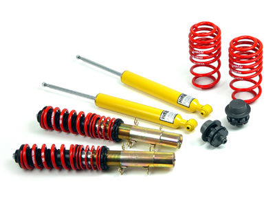 H&R Street Performance Coilover Kit for 1998-2005 Volkswagen Golf or Jetta. includes 2003 Anniversary. (29525-2) - MGC Suspensions