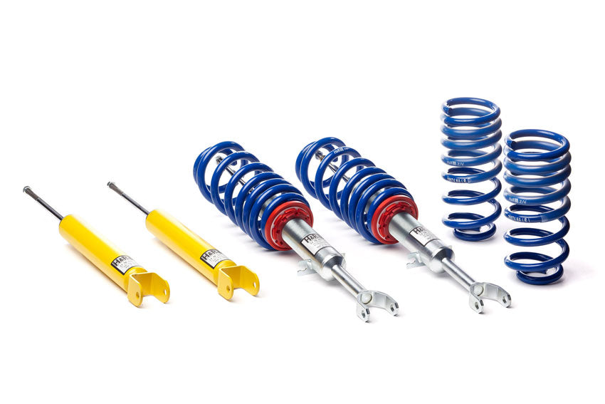 H&R Street Performance Coilover Kit for 1997-2000 Audi A8 and 2000-2004 A8 L (29974-1) - MGC Suspensions
