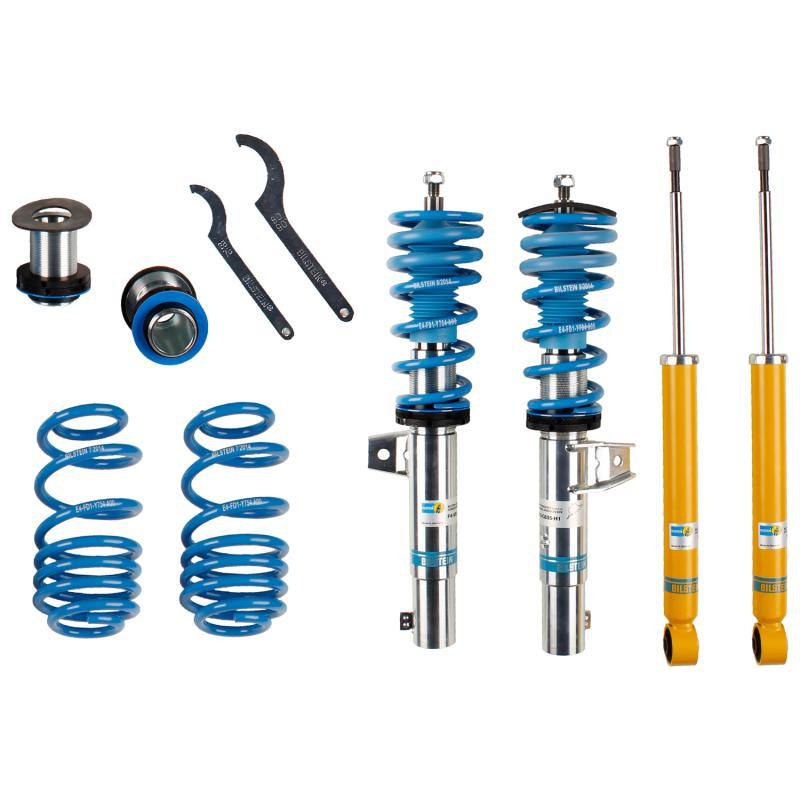 Bilstein B14 05-10 Volkswagen Jetta Height Adjustable Coilover Kit - MGC Suspensions