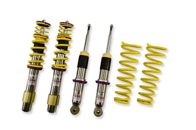 KW Street Comfort Kit BMW 6series E63 E64 (663C) Coupe Convertible - MGC Suspensions