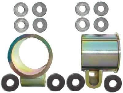 Tarett Self Aligning A Arm Bearing Mount Kit for All 1969-1989 Porsche 911, 912, 914, or 930. (2071600) - MGC Suspensions