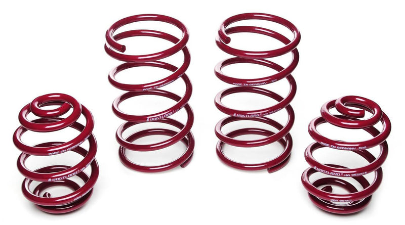 Vogtland Sport Lowering Spring Kit for 2008-2011 Audi TT Quattro. (950027) - MGC Suspensions