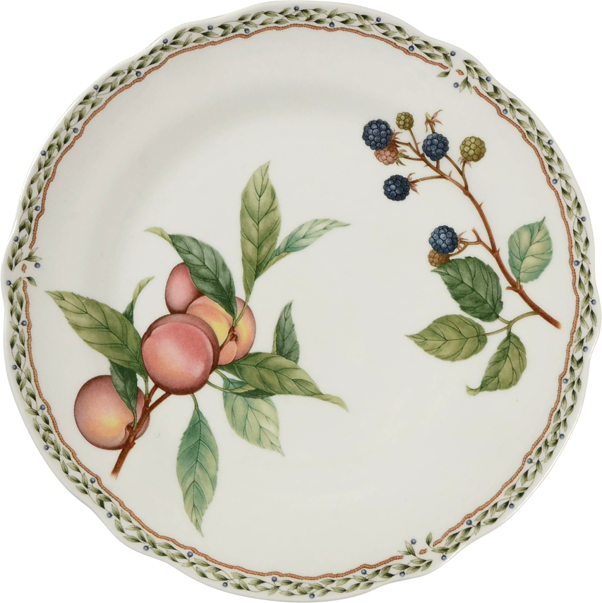 Royal Orchard Plate