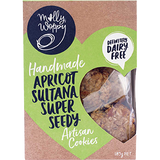 Apricot Sultana Super Seedy Cookies 175gm
