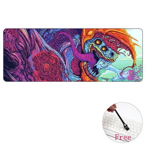 80*30cm Large Gaming mouse pad