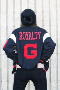 ROYALTY Generation - Bomber Jacket