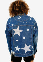 SHINING - OVERSIZED DENIM JACKET SPECIAL EDITION
