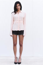 Bell Sleeve Blouse Shirt