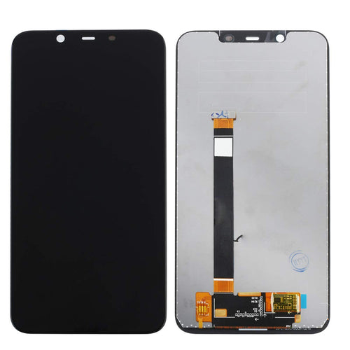 NOKIA 8.1 SCREEN BLACK