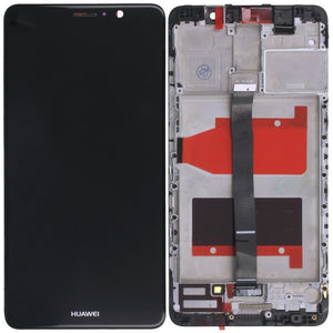 HUAWEI/MATE9 LCD SCREEN BLACK WITH FRAME