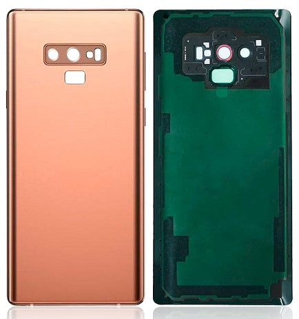 SAMSUNG NOTE9 BACK GLASS COVER METALLIC COPPER