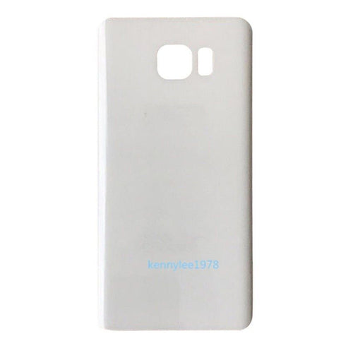 SAMSUNG NOTE5 BACK GLASS COVER WHITE
