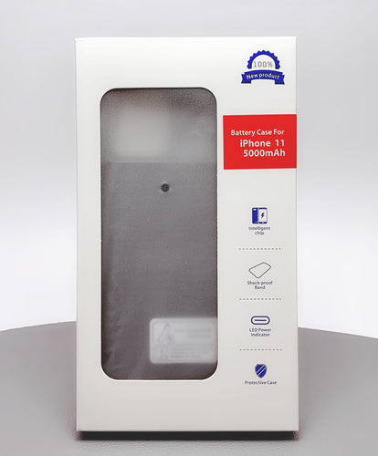 iPhone i5 Battery power bank case