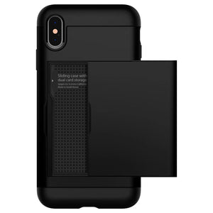 iphone XR 6.1 spige slide card case