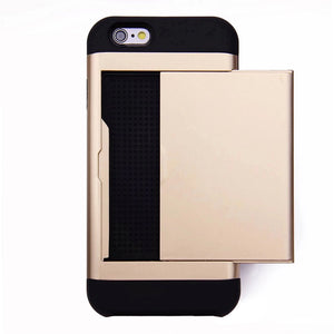 iphone i5 spige slide card case
