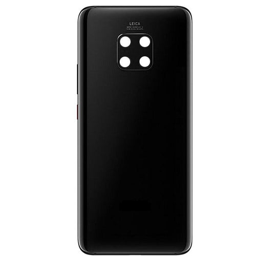 HUAWEI MATE20PRO BACK GLASS COVER BLACK