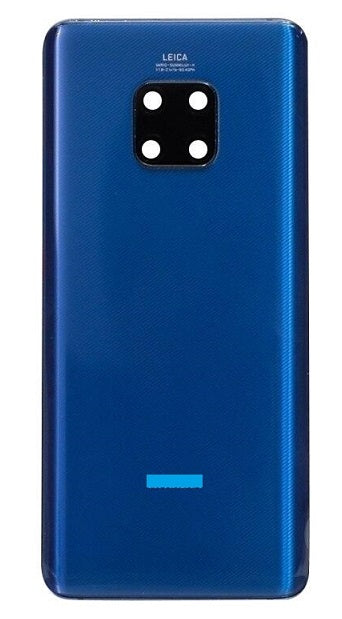 HUAWEI MATE20PRO BACK GLASS COVER MIDNIGHT BLUE