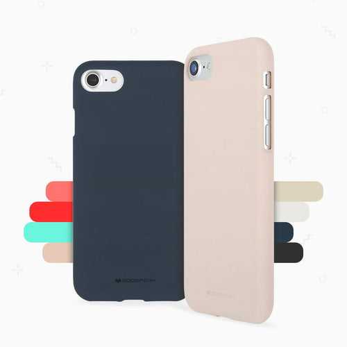 S10 mercury soft feeling tpu case