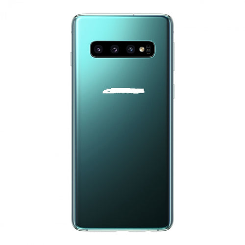 SAMSUNG S10 BACK GLASS PRISM GREEN