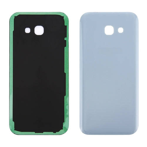 SAMSUNG A5(2017) BACK GLASS COVER BLUE