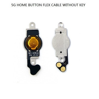 iPhone 5G HOME BUTTON FLEX WITH METAL HOLDER