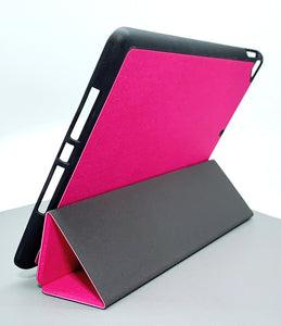 ipad new 9.7 smart case with penslot (new 9.7 /Pro 9.7 /air 1 /air 2 fit)