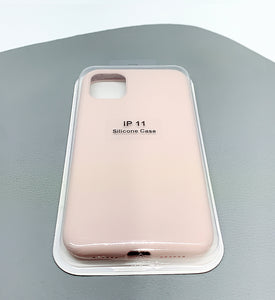 iPhone 12/ iPhone 12 Pro 6.1 Silicone case without logo