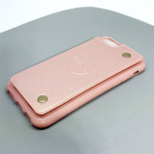 iphone i7/8+ plus plera carden card stand leather case