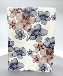 ipad new 9.7 Flowers 360 rotation case (9.7 / air 1/2 fit)