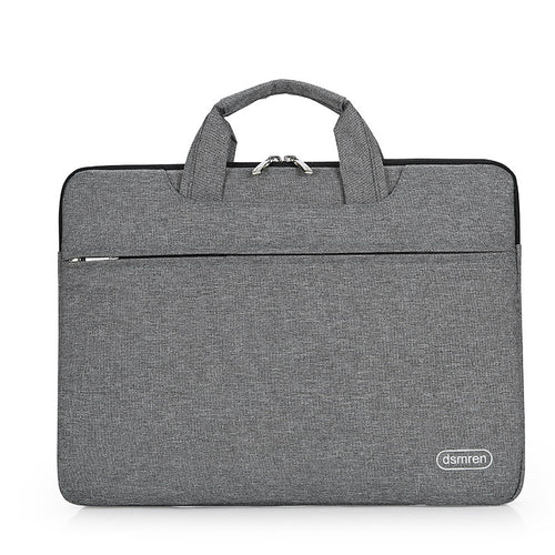 universal iPad tablet laptop zip sleeve 13-15 inch with handle