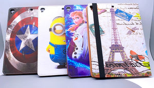 mini 2/3 cartoon flip case