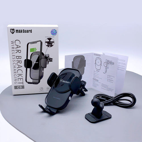 Maxguard wireless car charger bracket car holder C9