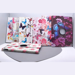 iPad new 9.7 Graphic swivel 360 case (9.7/air 1/2 fit)