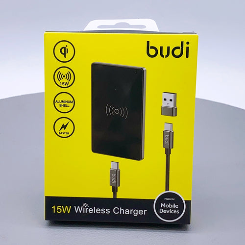 Budi qi 15W wireless charger 3300