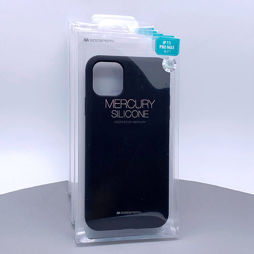 iPhone 12/ iPhone 12 Pro 6.1 mercury silicone case