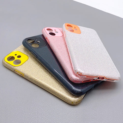iPhone 12/ iPhone 12 Pro 6.1 3pcs dia case